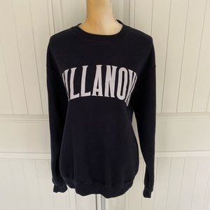 Villanova champion sweatshirt size medium